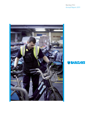Barclays 2011 annual report
