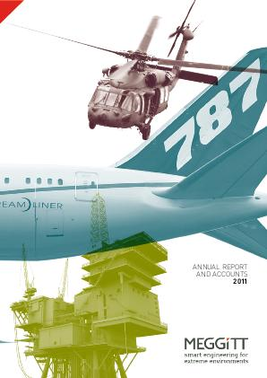 Meggitt 2011 annual report