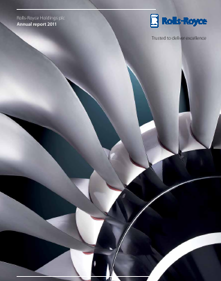 Rolls-Royce 2011 annual report