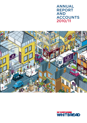 Whitbread 2011 annual report